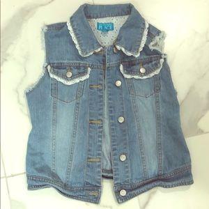 Children's place jean jacket.